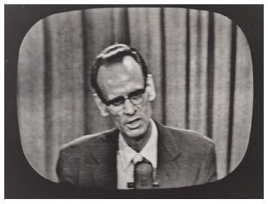 Farnsworth's Appearance on I've Got a Secret in 1957.